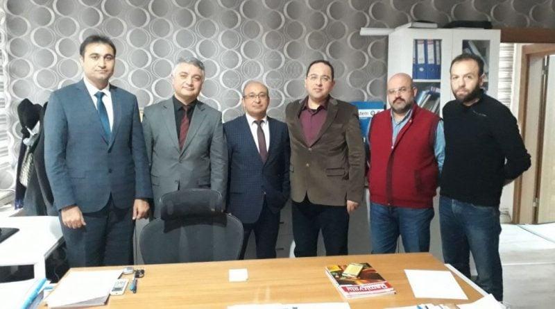 Gazi Üniversitesi-KUTEM ile Görüşüldü