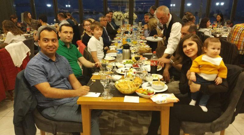 İstanbul Üyeleri İftarda Buluştu