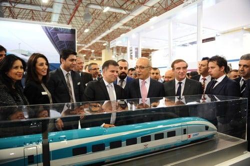 Fotoğraflar ile Eurasiarail 2015