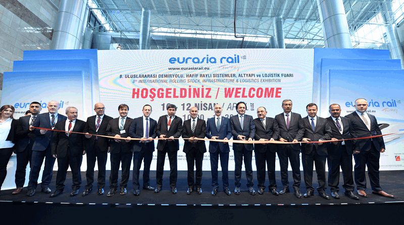 Eurasia Rail, Raylı Sistemler Sektörünün En Önemli Aktörlerini Bir Araya Getirecek