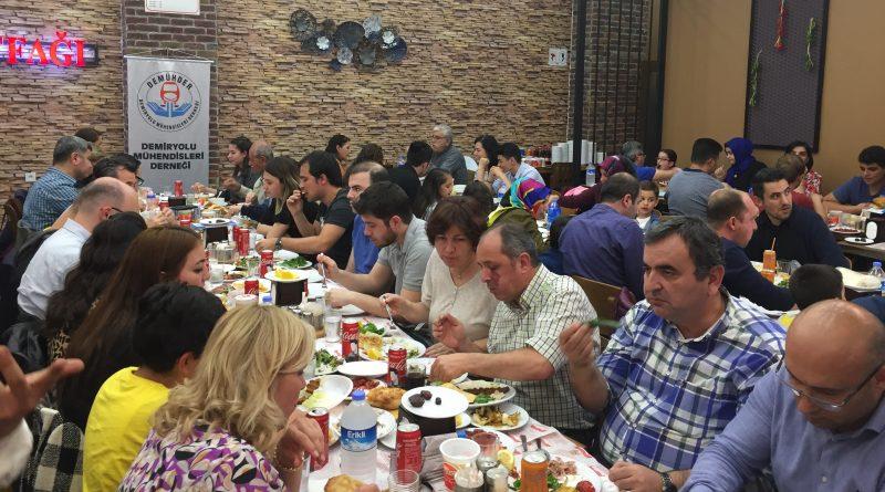 Ankara Üyeleri İftarda Buluştu