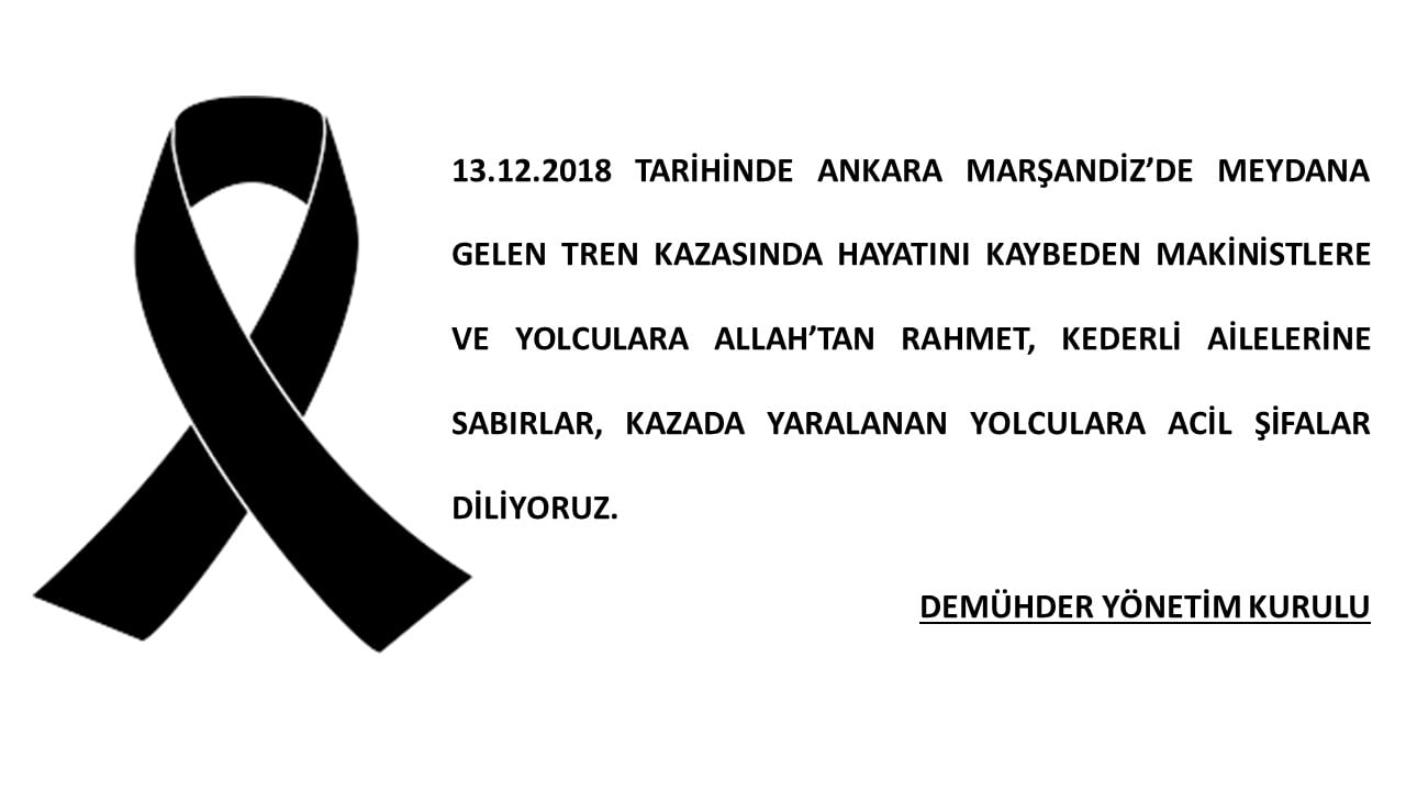 Ankara Marşandiz Tren Kazası
