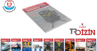"""""""Demiryolu Mühendisliği"""" Dergimiz Artık TÜBİTAK ULAKBİM TR Dizininde…"""