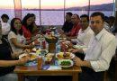 İzmir Üyeleri İftarda Buluştu